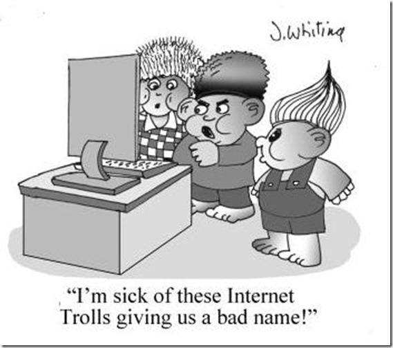 TrollCartoon